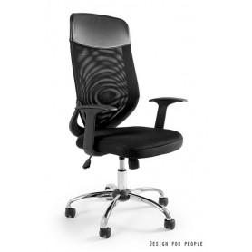 Fotel biurowy MOBI Plus Czarny