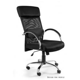 Fotel biurowy OVERCROSS Czarny