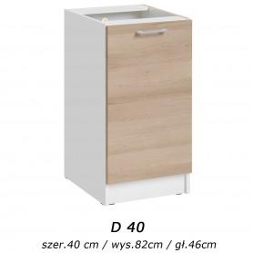 Szafka D 40