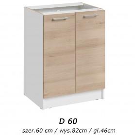 Szafka D 602d