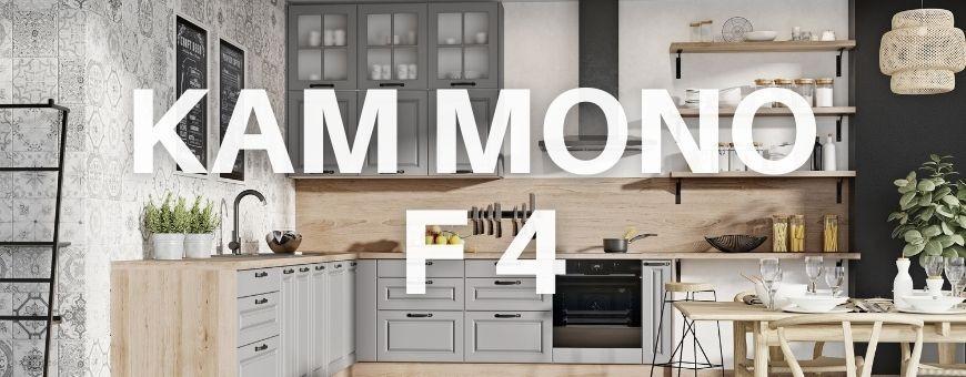 Szafki kuchenne Kam Mono F4 - Meble Kuchenne Kam