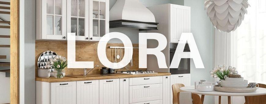 Lora - Meble kuchenne w stylu prowansalskim